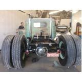 resturação para carros antigos hot rods Raposo Tavares